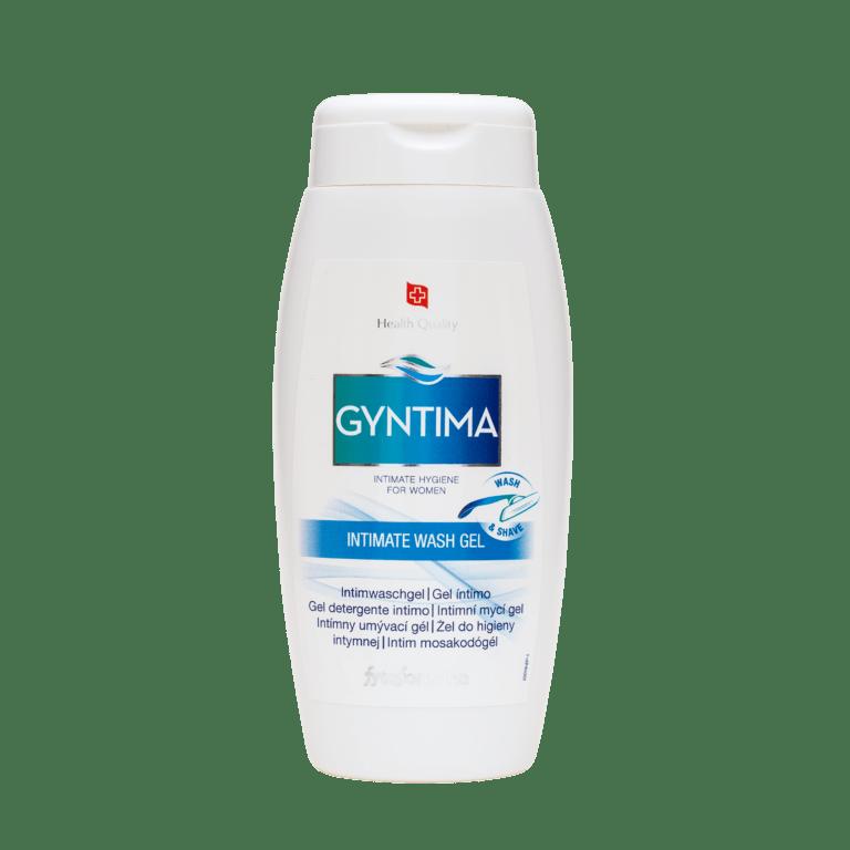 Gyntima intimní mycí gel