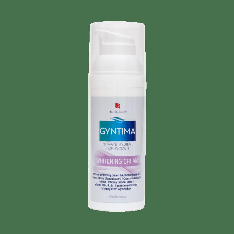 Gyntima whitening krém