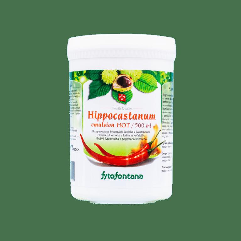 Hippocastanum emulsion HOT