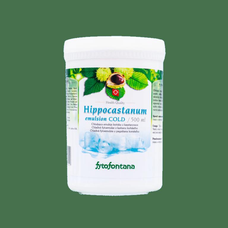 Hippocastanum emulsion COLD